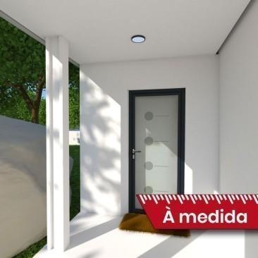 Porta de entrada CUNDA...