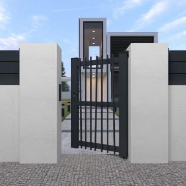 Portão Pedonal Texas...