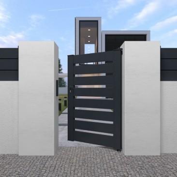 Portão Pedonal Miami...