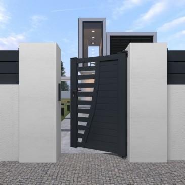 Portão Pedonal San José em...