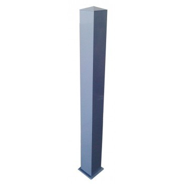 Coluna alumínio 150x150 mm...