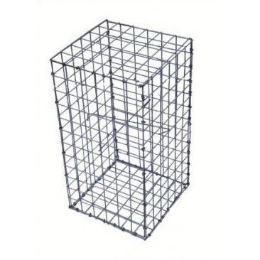 Gabião modelo Cube
