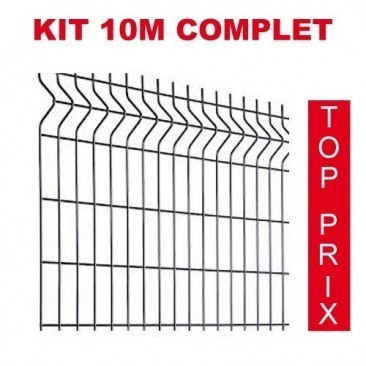 Kit 10m completo para rede...