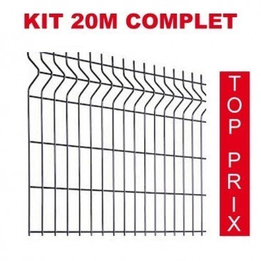 Kit 20m completo para rede...
