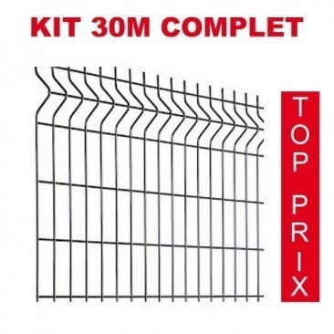 Kit 30m completo para rede...