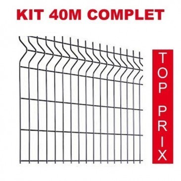 Kit 40m completo para rede...