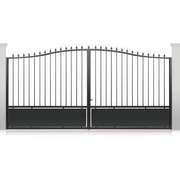 Portão de Aço CHÂTEAUX
