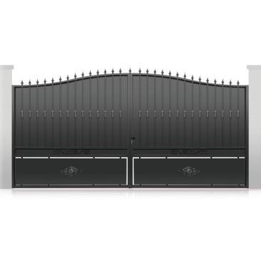 Portão de Aço Citadelles