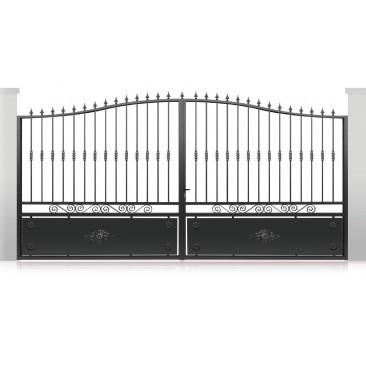 Portão de Aço Donjons