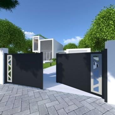 Portão Perso+ Inveso...